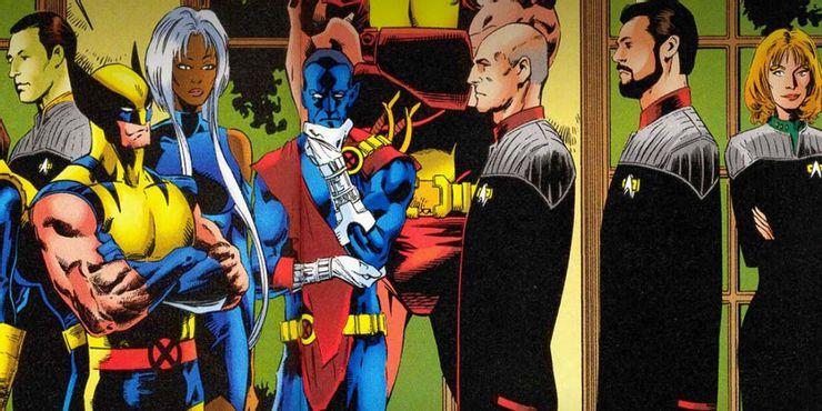 The Next Generation / X-Men (1998)
