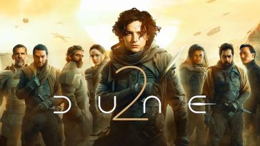 Dune Part Two Announced With Release Date