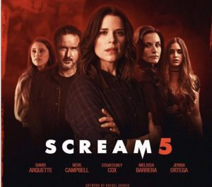Scream 5 to release next year