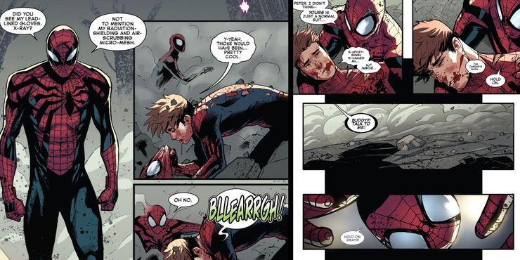 Spider-Man's Power Killing Him
