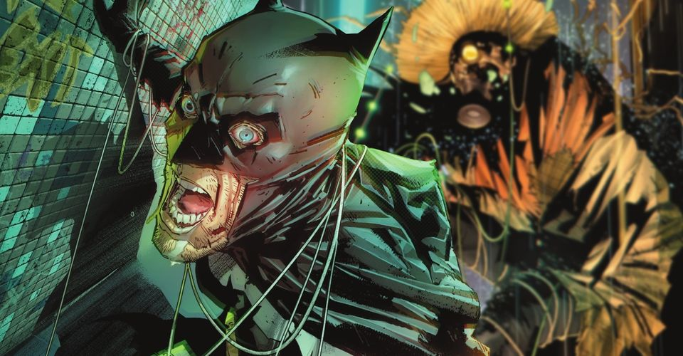In DC's Fear State Event, Batman's legacy is about to be decided.