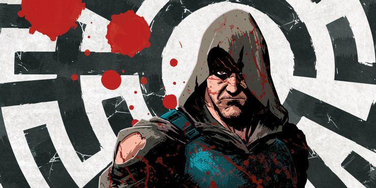 Where is Bautista's other superhero movie, The Eternal Warrior?