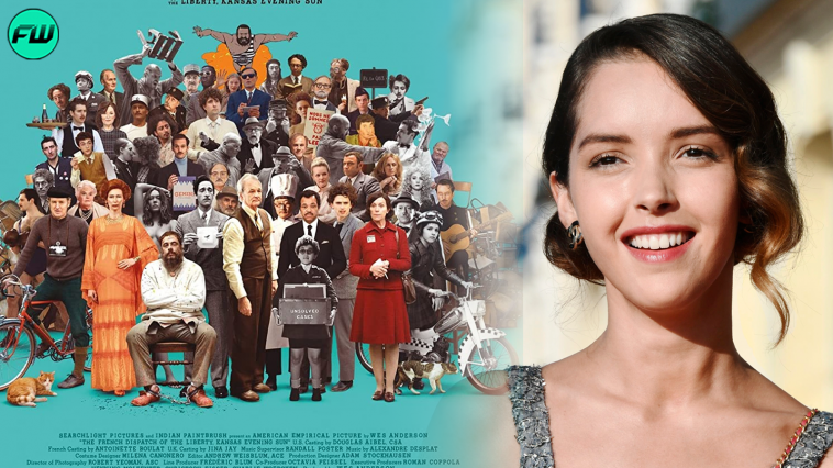 The French Dispatch: Lyna Khoudri Talks Working With Wes Anderson & Timothée Chalamet