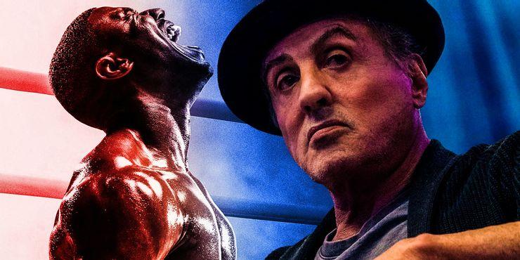Rocky Balboa / Creed 3 / Michael b Jordan / sylvester stallone