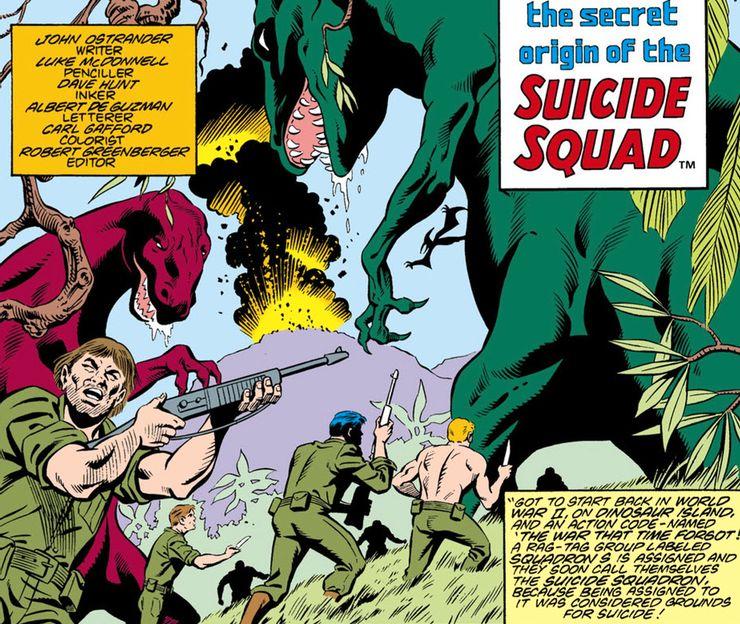 1959's Suicide Squad
