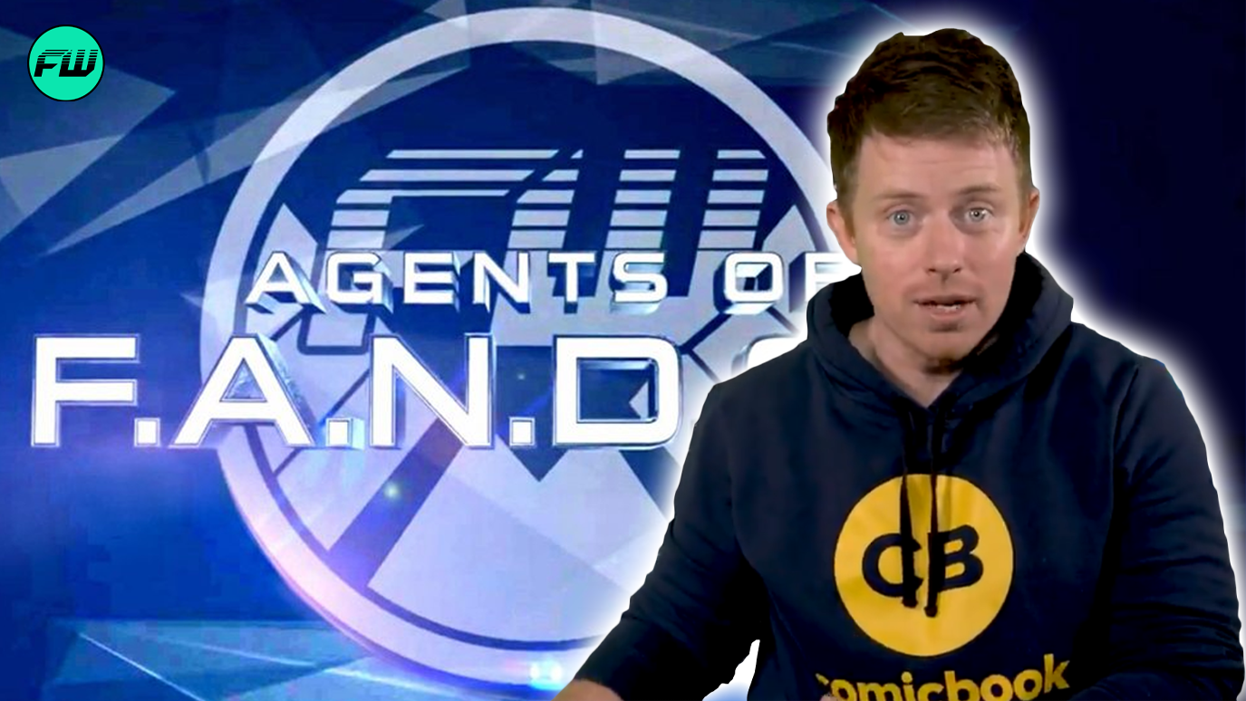 Chris Killian Announced As Guest For FandomWire's First AGENTS OF FANDOM Podcast Episode