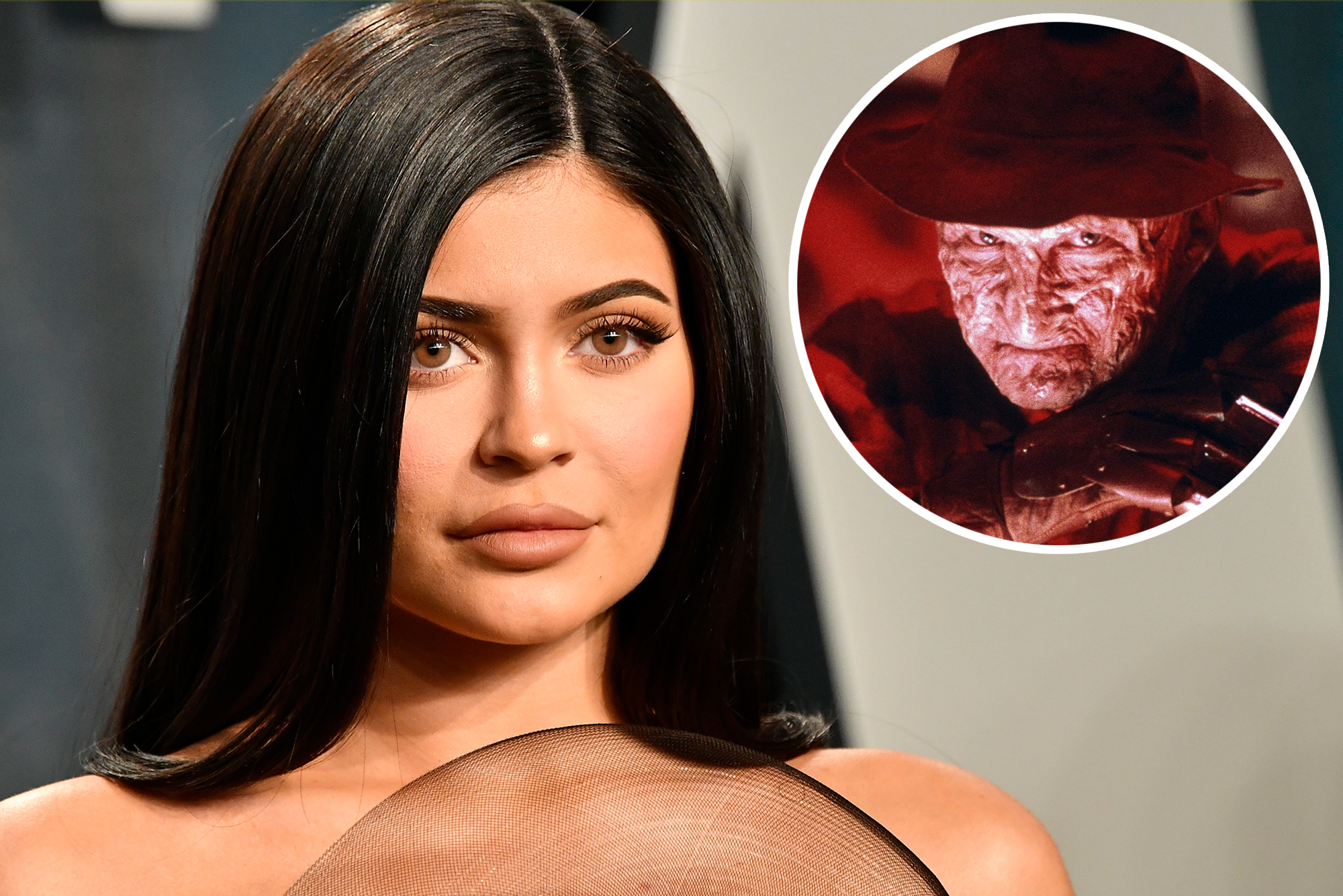 Kylie Jenner Is Launching A Nightmare On Elm Street Makeup Line