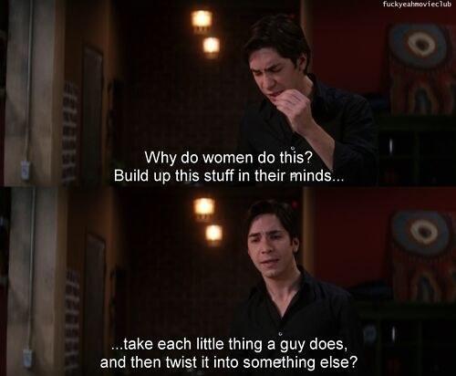 Hollywood makes men
