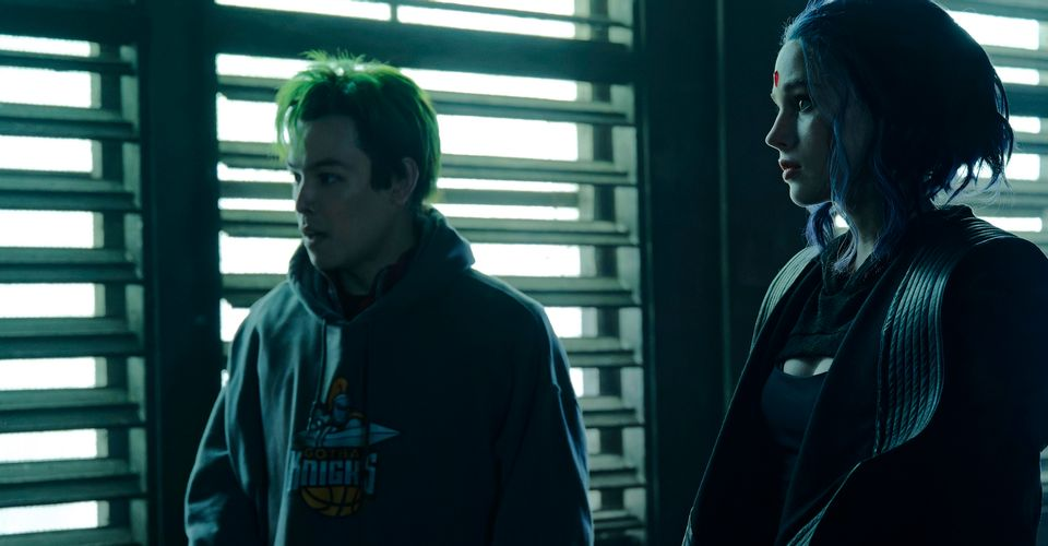Titans season 3 is now streaming on HBO Max