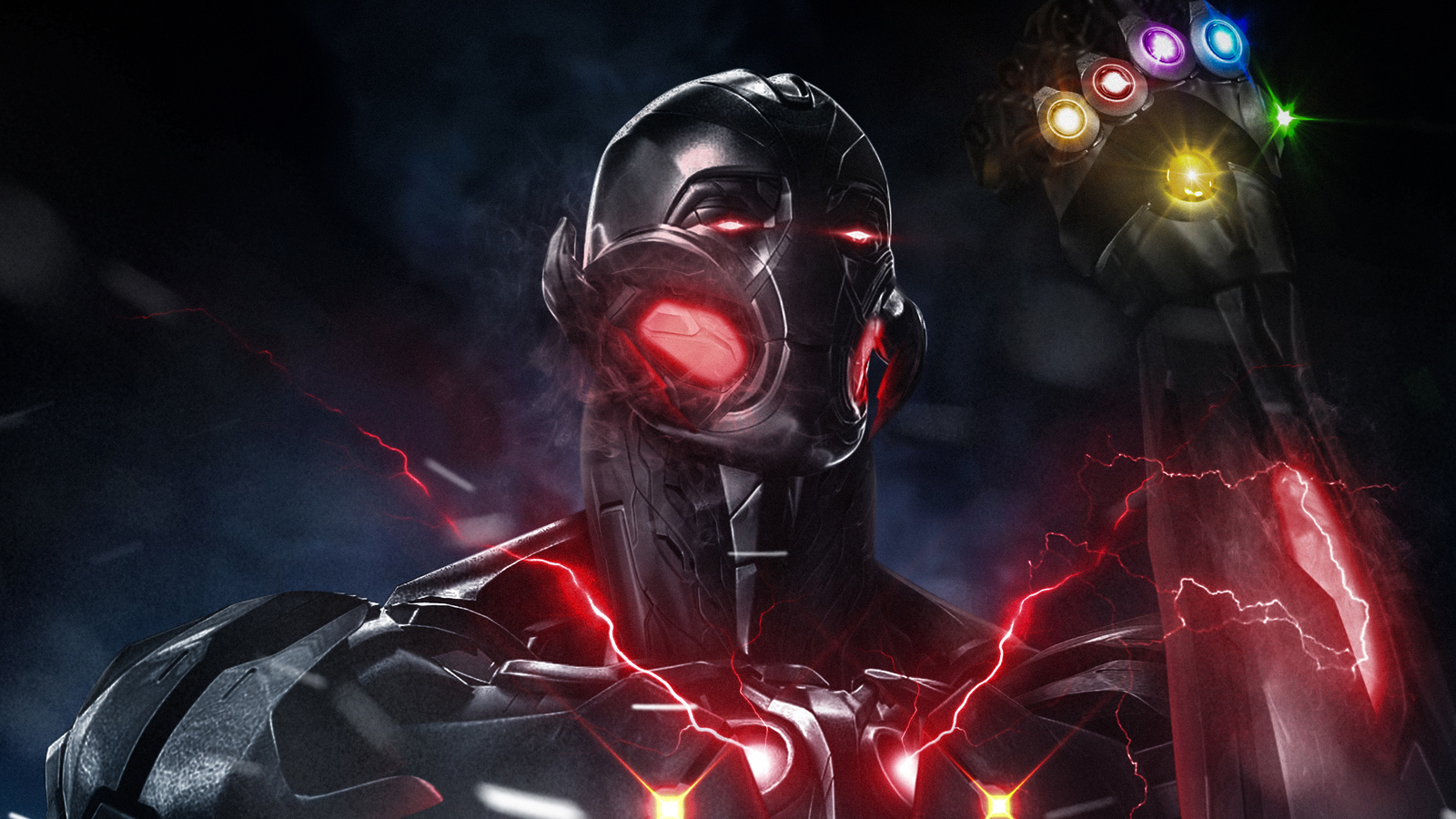 Eternals: Why they didn't stop Infinity Ultron?