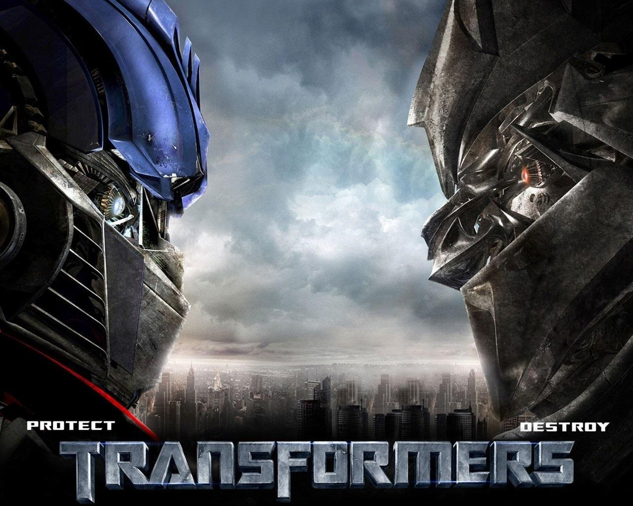Transformers: Optimus Prime Vs Megatron